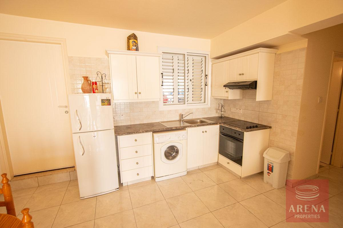 Property in Kaparis - kitchen