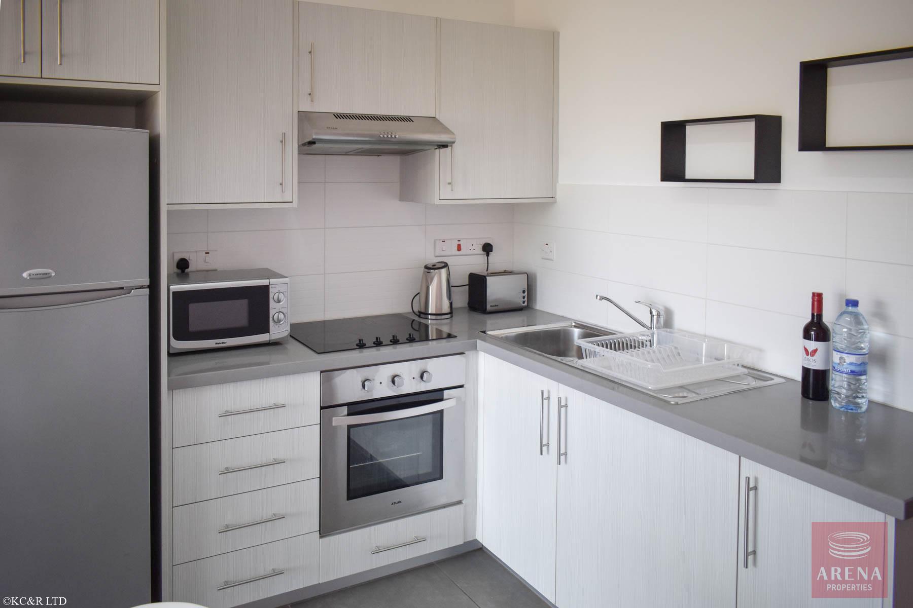 Beautiful Flat in Kapparis - kitchen
