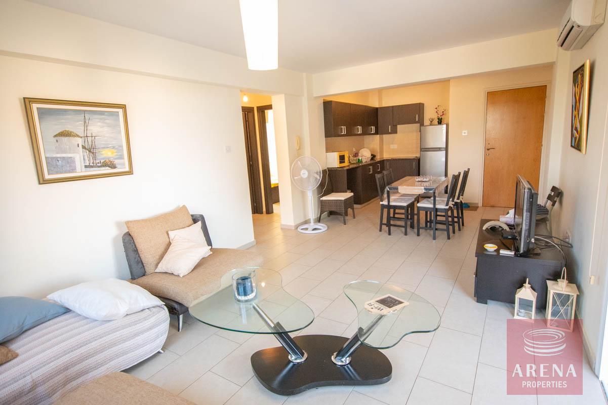 Apartment in Kapparis - living area