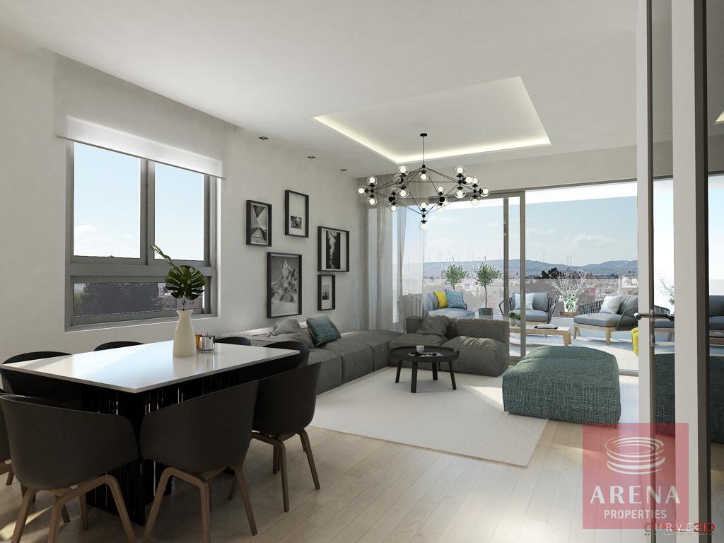 Buy property in Larnaca - living area