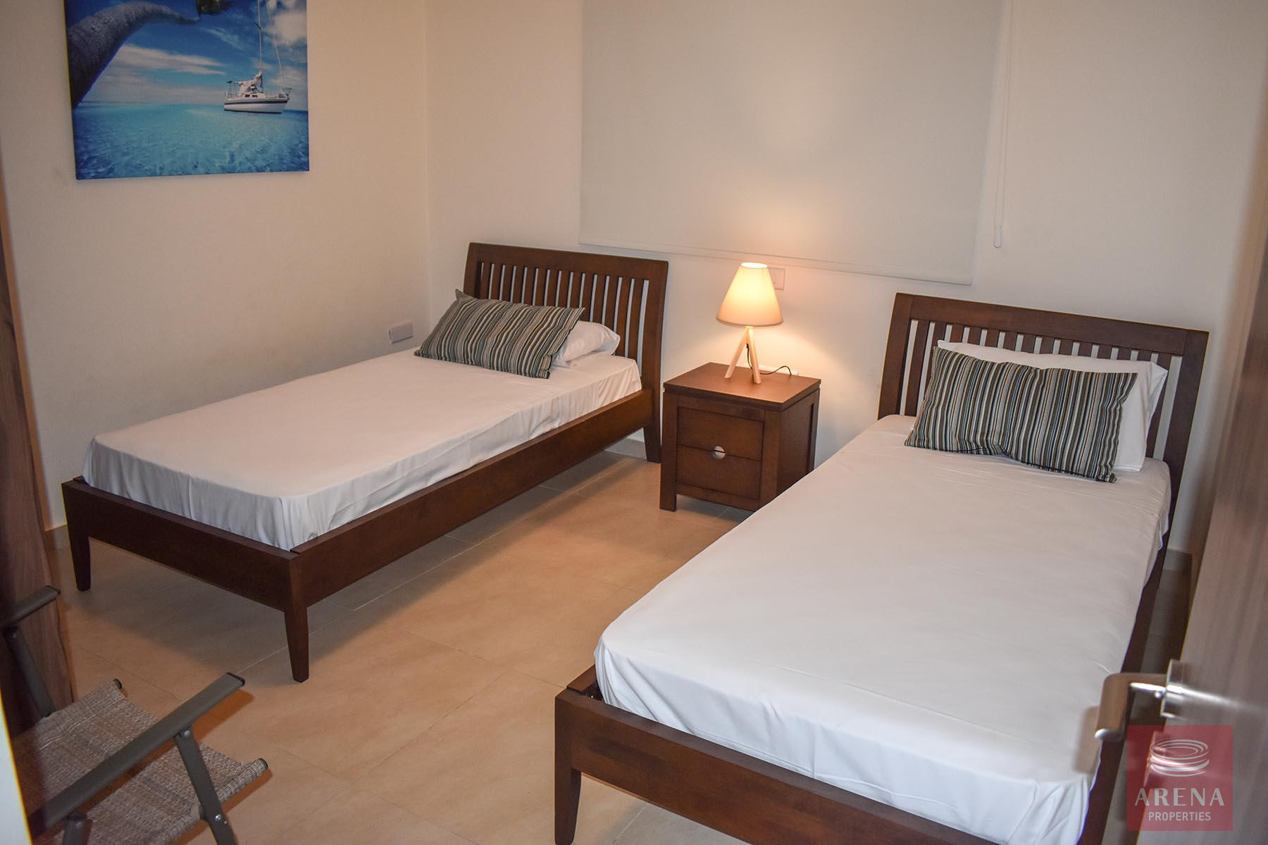 Ground Floor Apartment in Kapparis for sale - bedroom