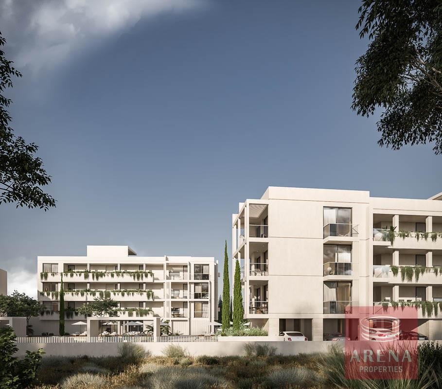 For sale apartments in Paralimni