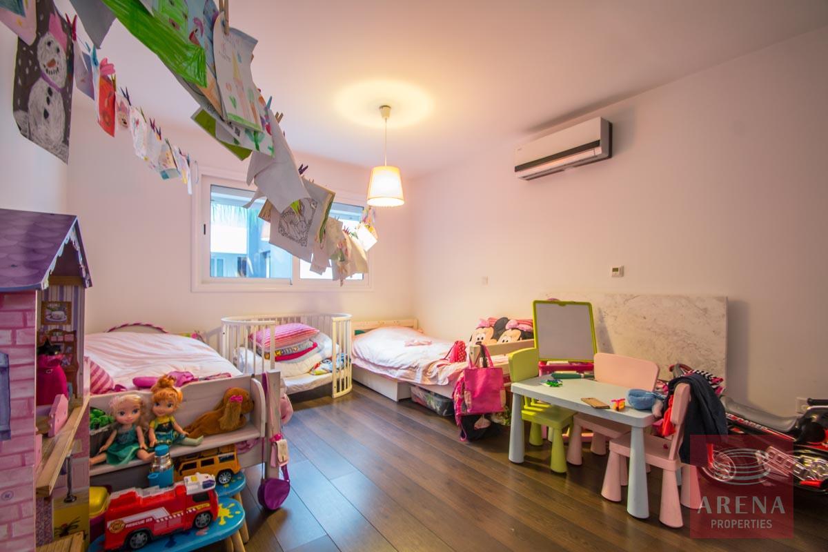 Modern Apartment in Paralimni - bedroom