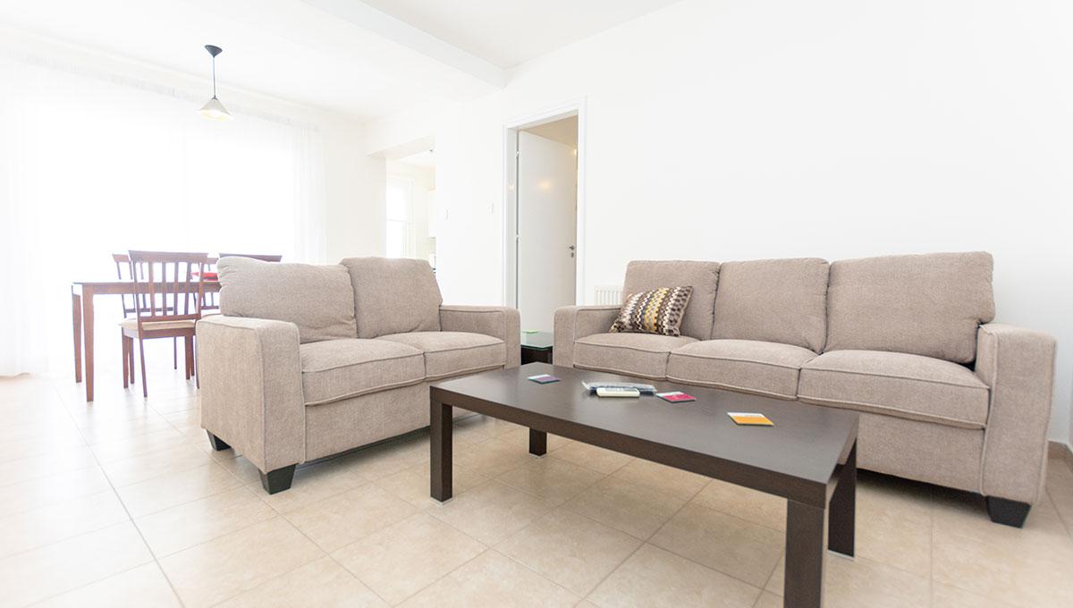 Buy Rent Cyprus - sitting area
