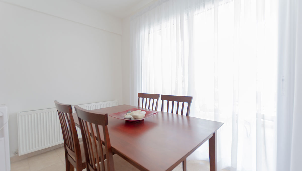 Buy Rent Cyprus - dining area