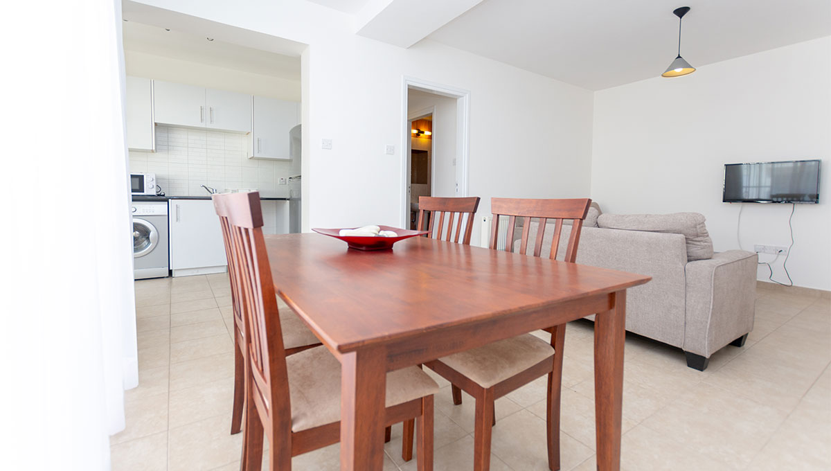 apt for sale - dining area
