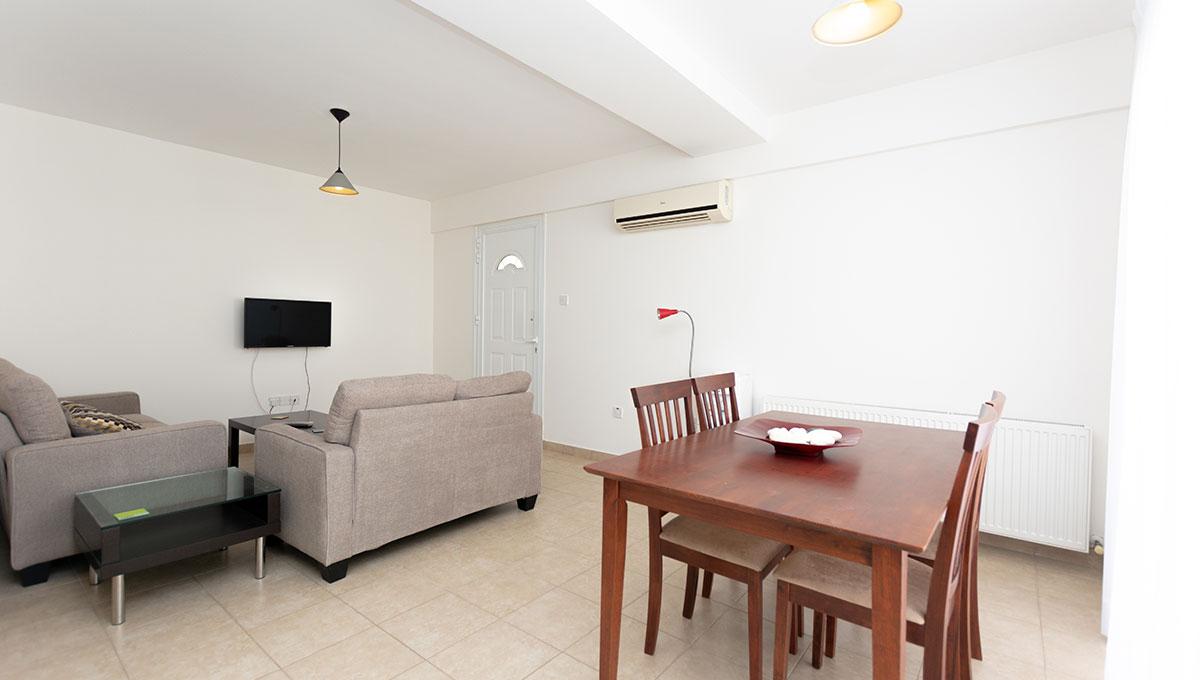 Buy Rent Cyprus - living area