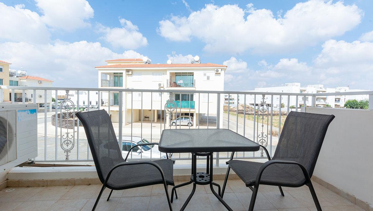 Buy Rent Cyprus - balcony
