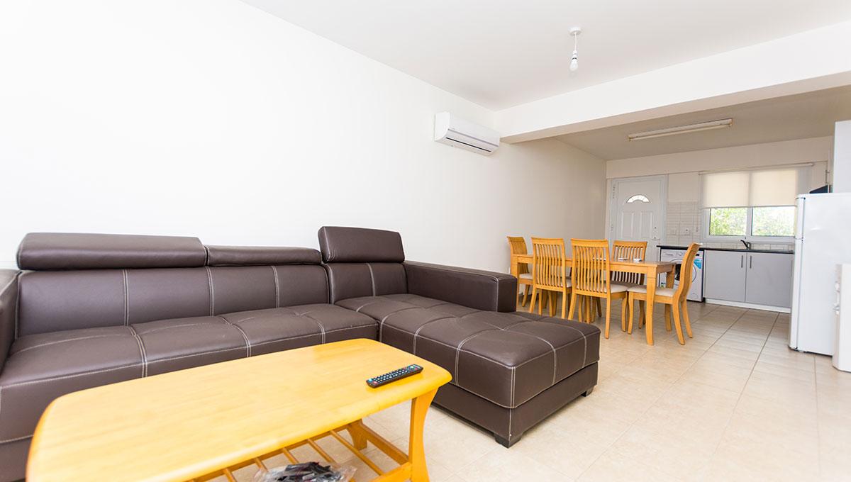 Flat in Paralimni to buy - sitting area