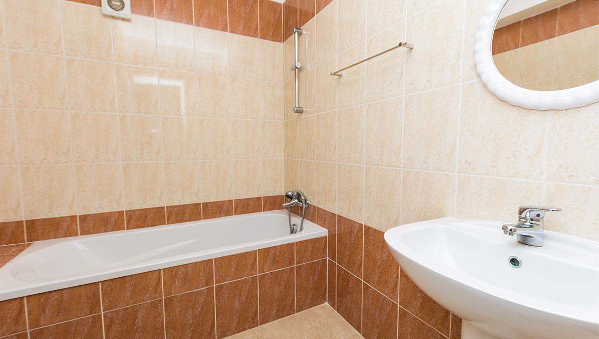 Flat in Paralimni to buy - bathroom