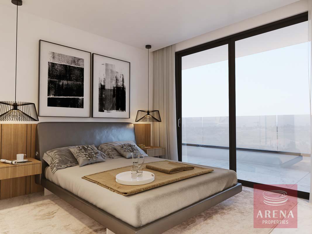 3 bed apt in sotira - bedroom