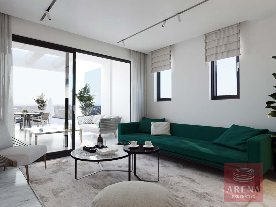 3 bed apt in sotira to buy - sitting area