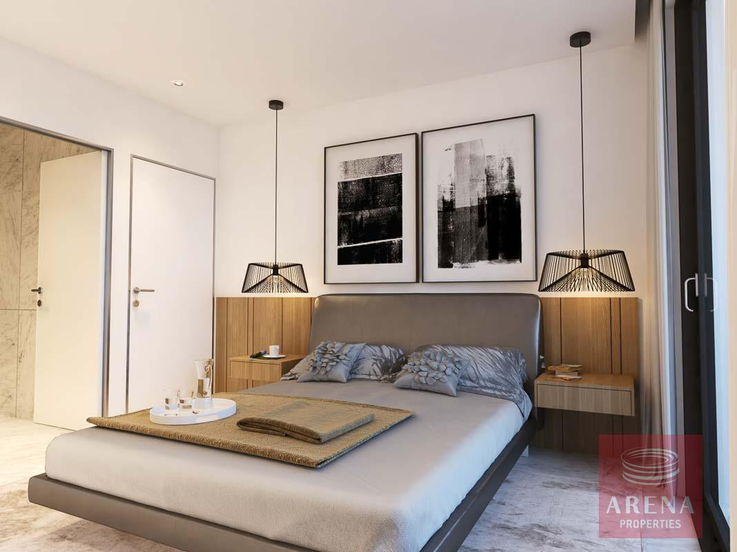 3 bed apt in sotira for sale - bedroom