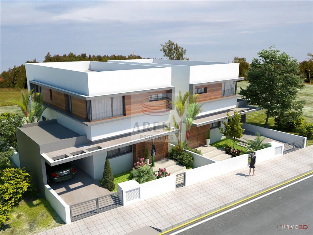 New Villas in Livadia