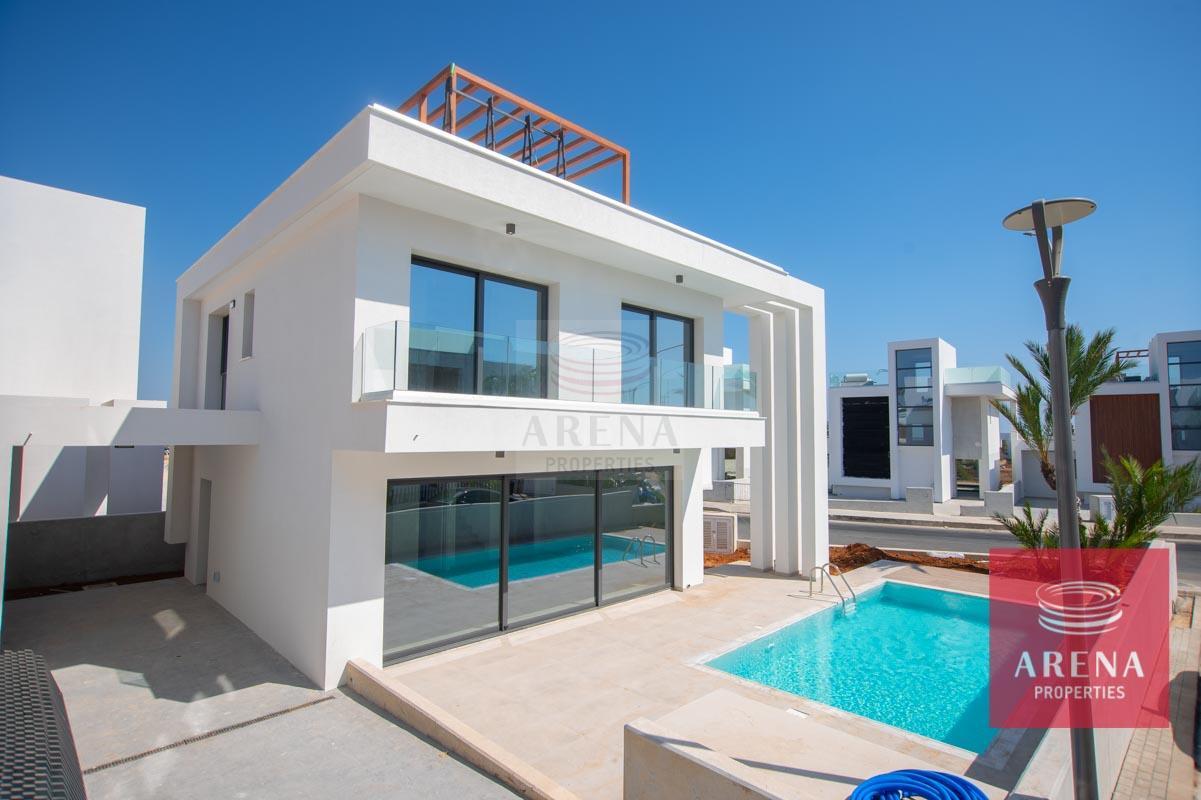 Modern Villa in Protaras