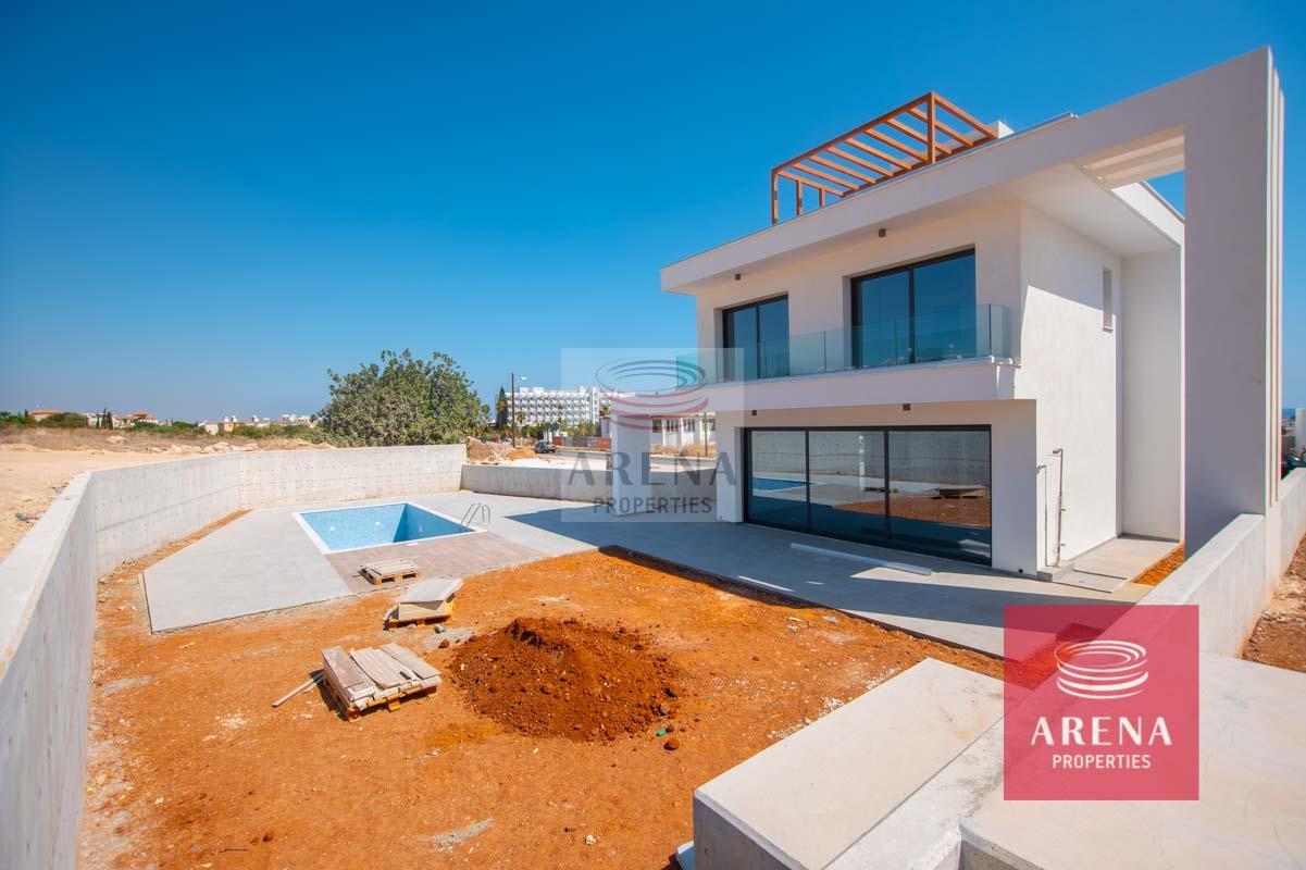 New Villa in Protaras