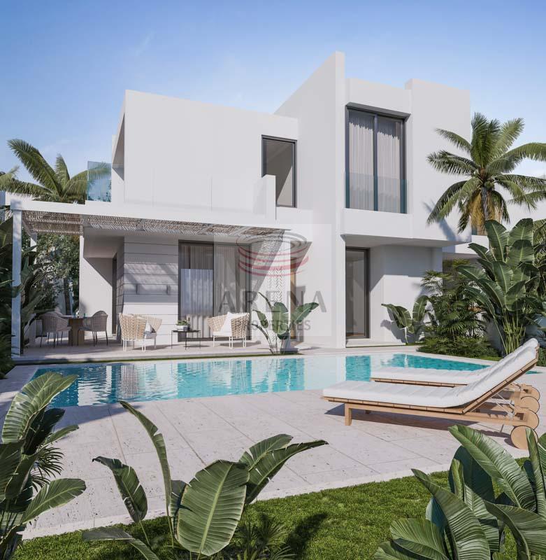 New villa in Pernera