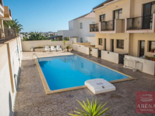 3 Bed Townhouse in Ormidia - pool
