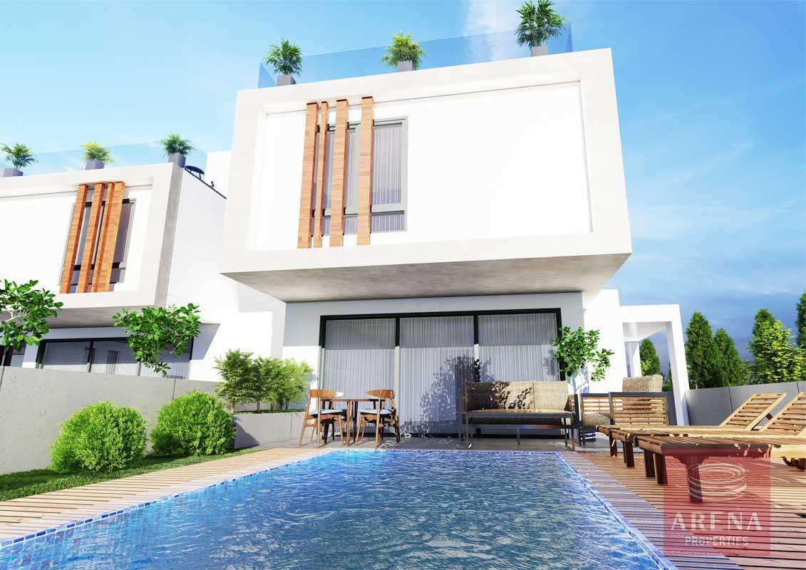 3 bed villa in Livadia