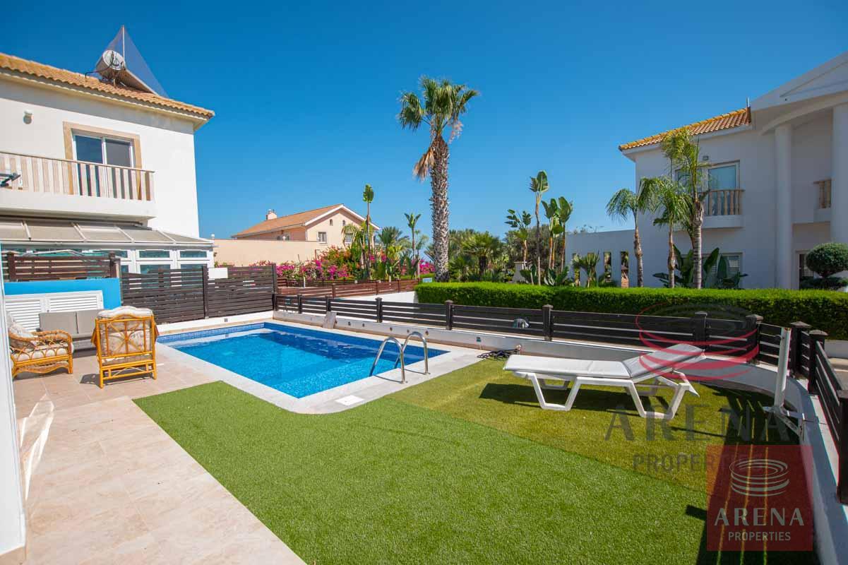 ayia thekla property for sale - pool