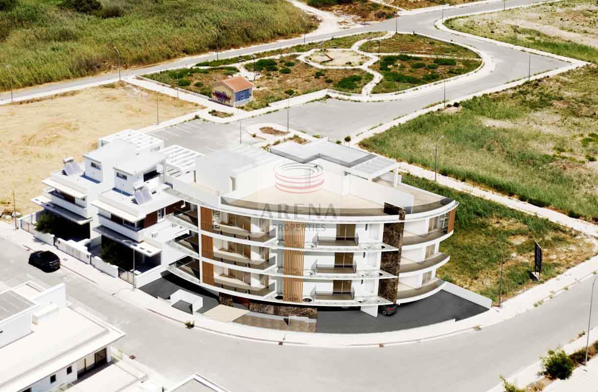 New apartment in Livadia