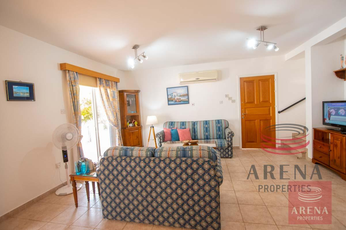 Link-Detached House in Kapparis - living area