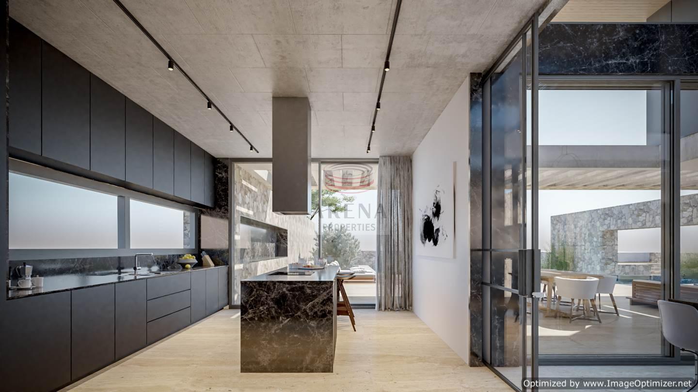 5 Bed villa in Ayia Napa - kitchen