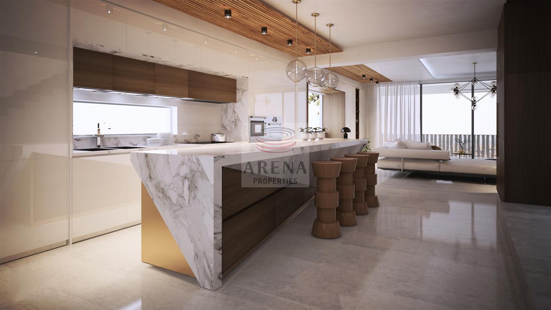 Luxury Villas in Potaras - kitchen