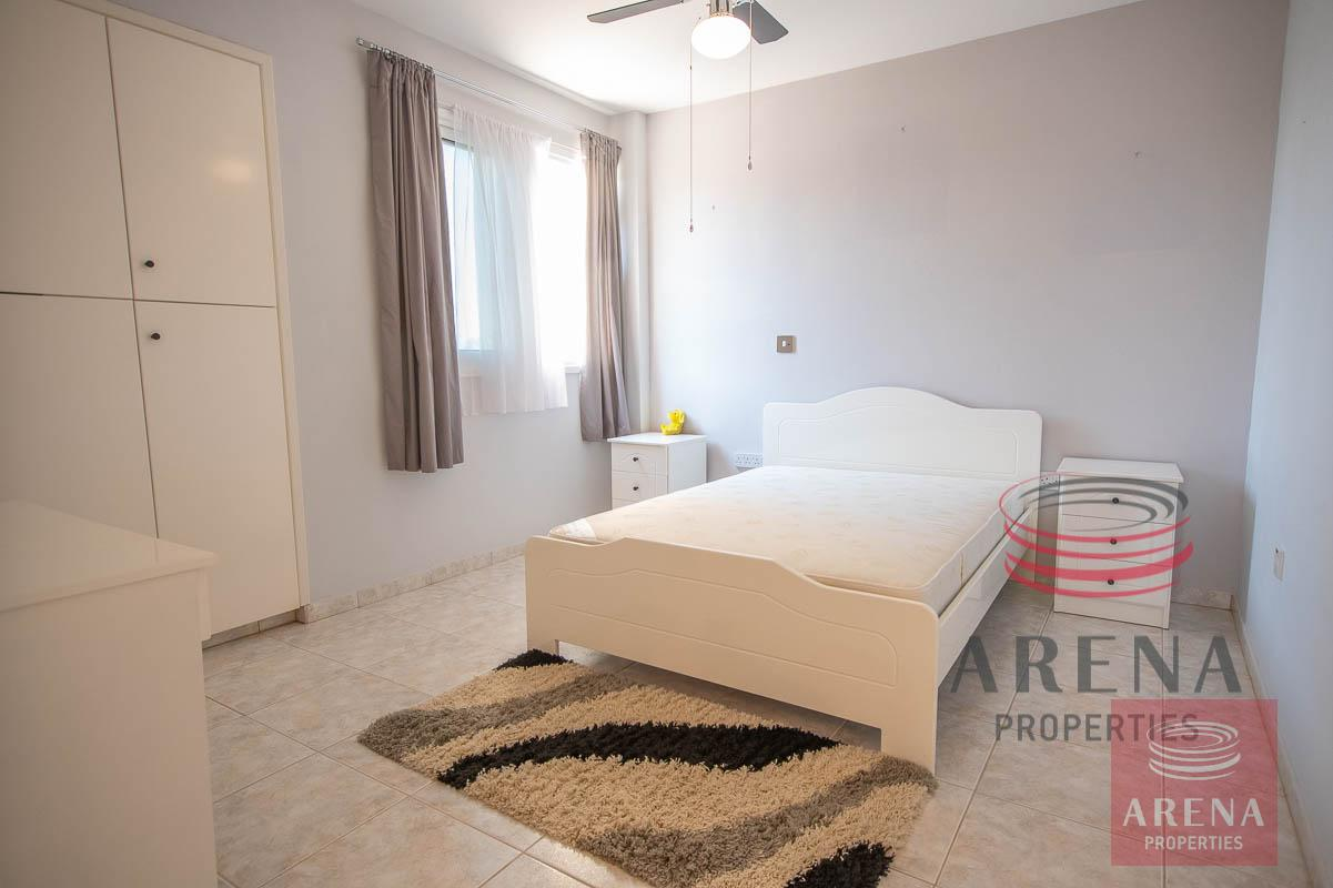 2 bed apt in Derynia - bedroom