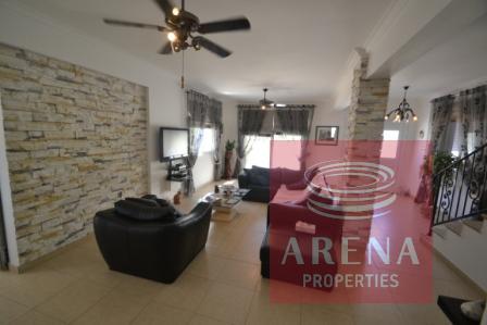 Ayia Napa property - sitting area