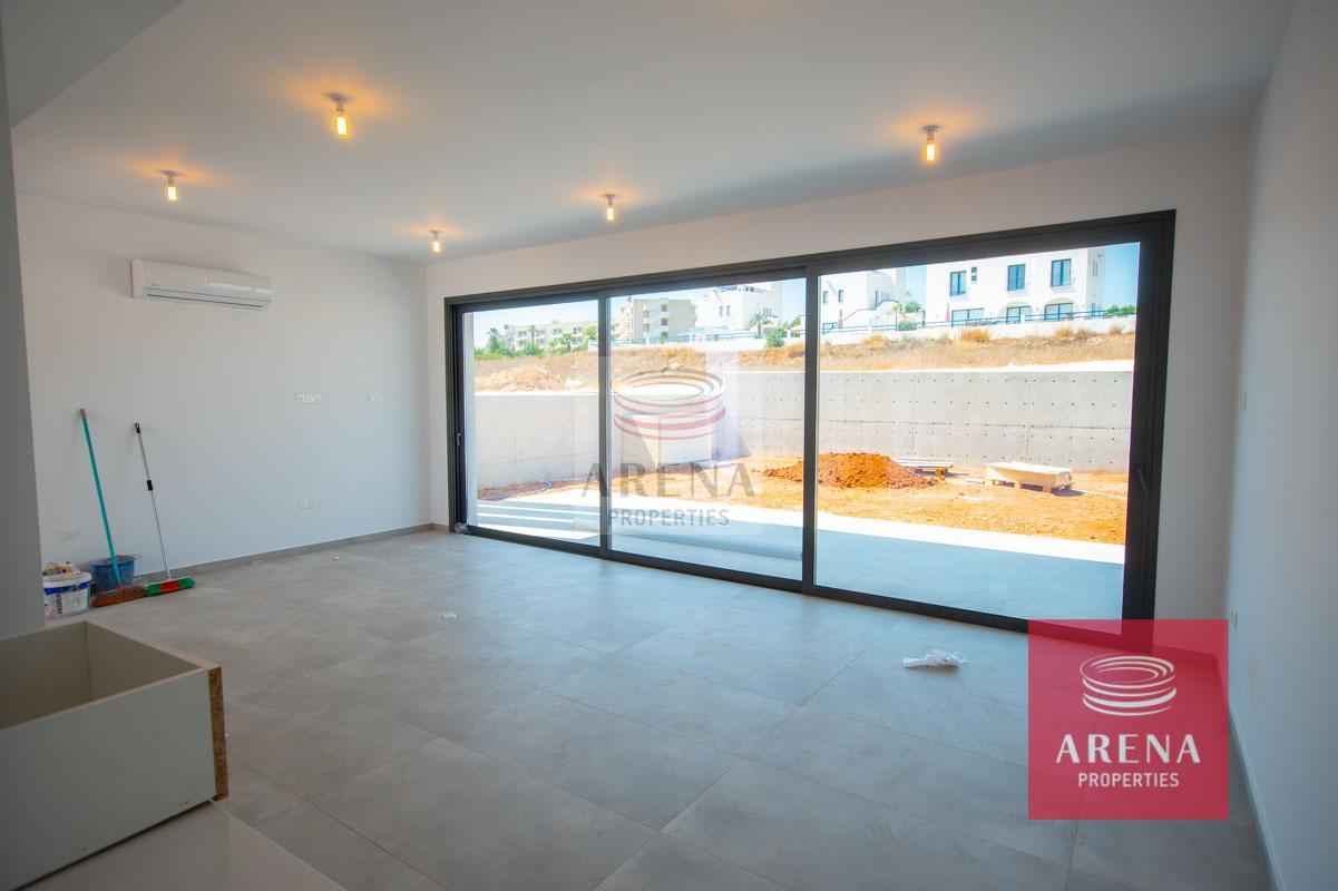 New Villa in Protaras - sitting area
