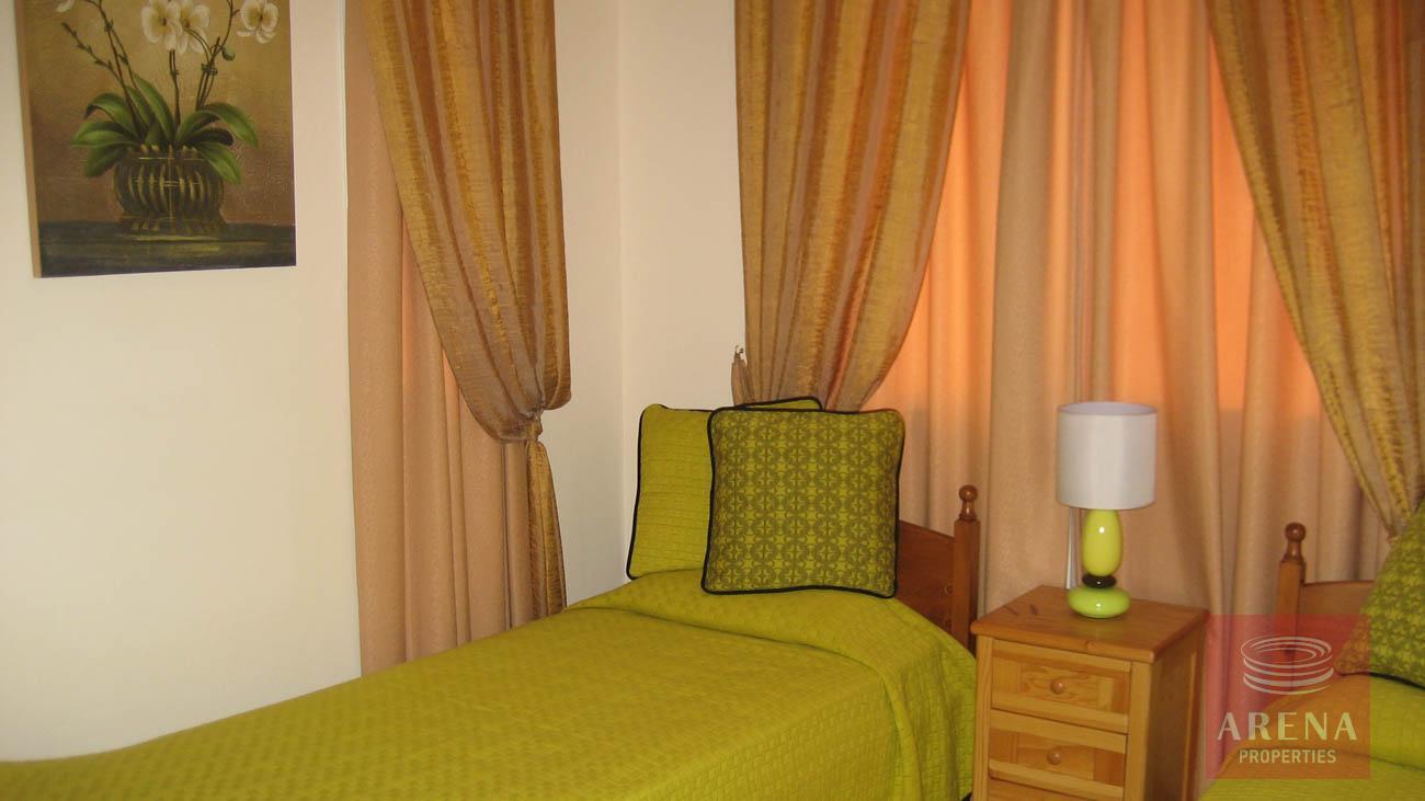 Villa in Kapparis to buy - bedroom