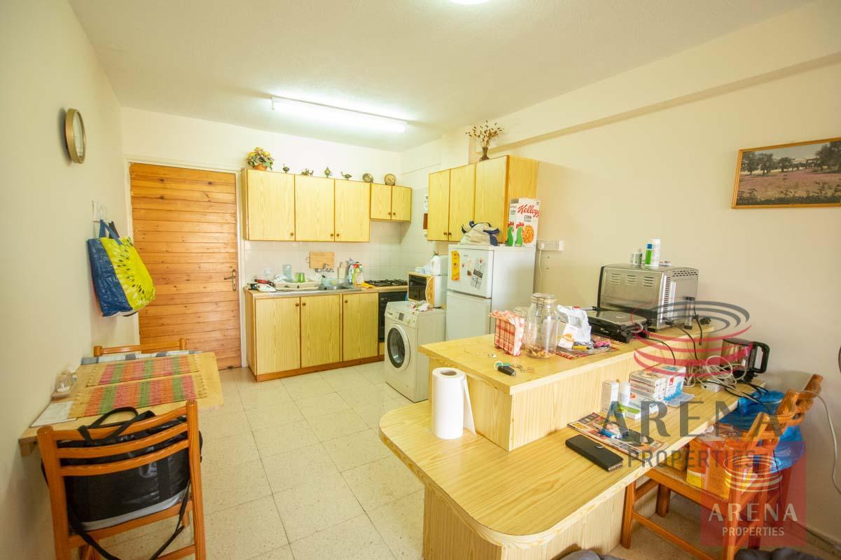 1st floor apt in Kapparis - kitchen