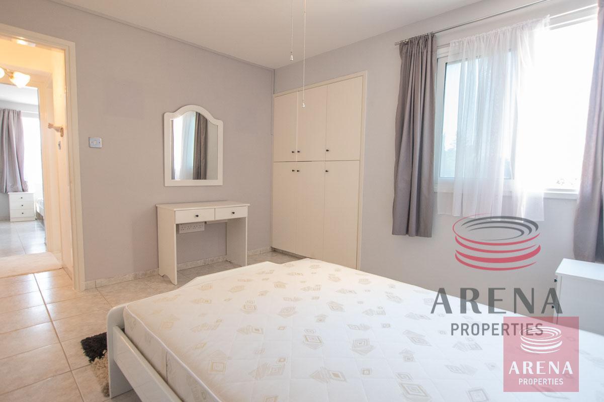 2 bed apt in Derynia for sale - bedroom