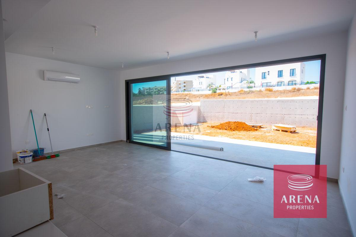 New Villa in Protaras for sale - living area