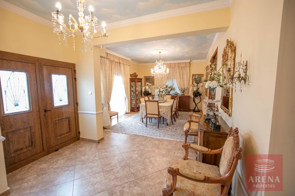 Luxury Villa in Paralimni to buy - living area