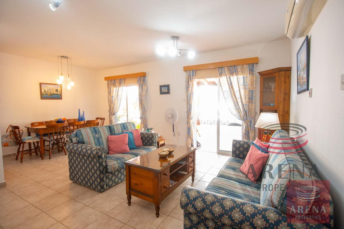 Link-Detached House in Kapparis for sale - living area