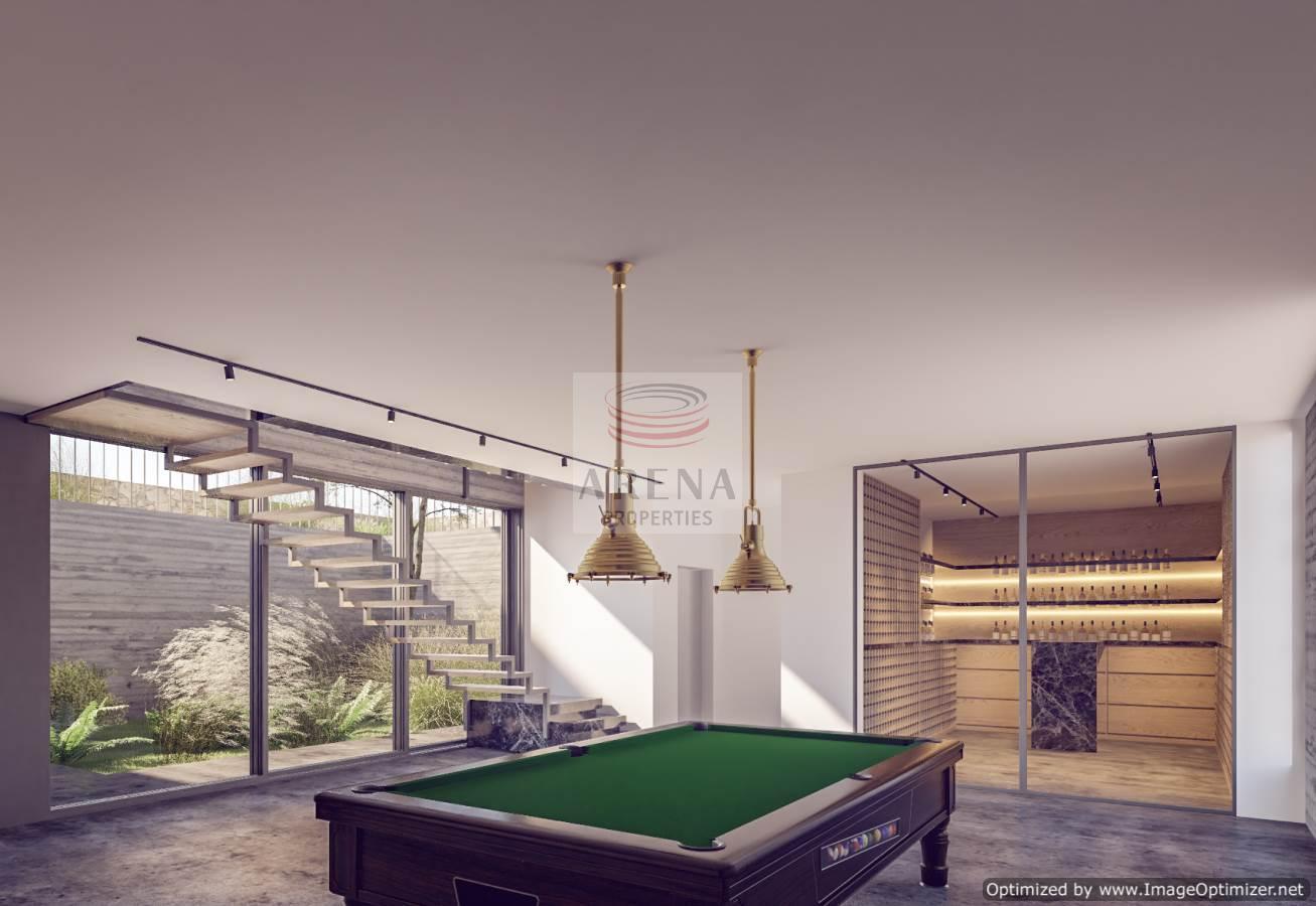 5 Bed villa in Ayia Napa - basement