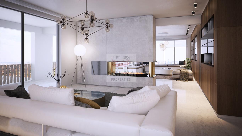 Luxury Villas in Potaras - sitting area