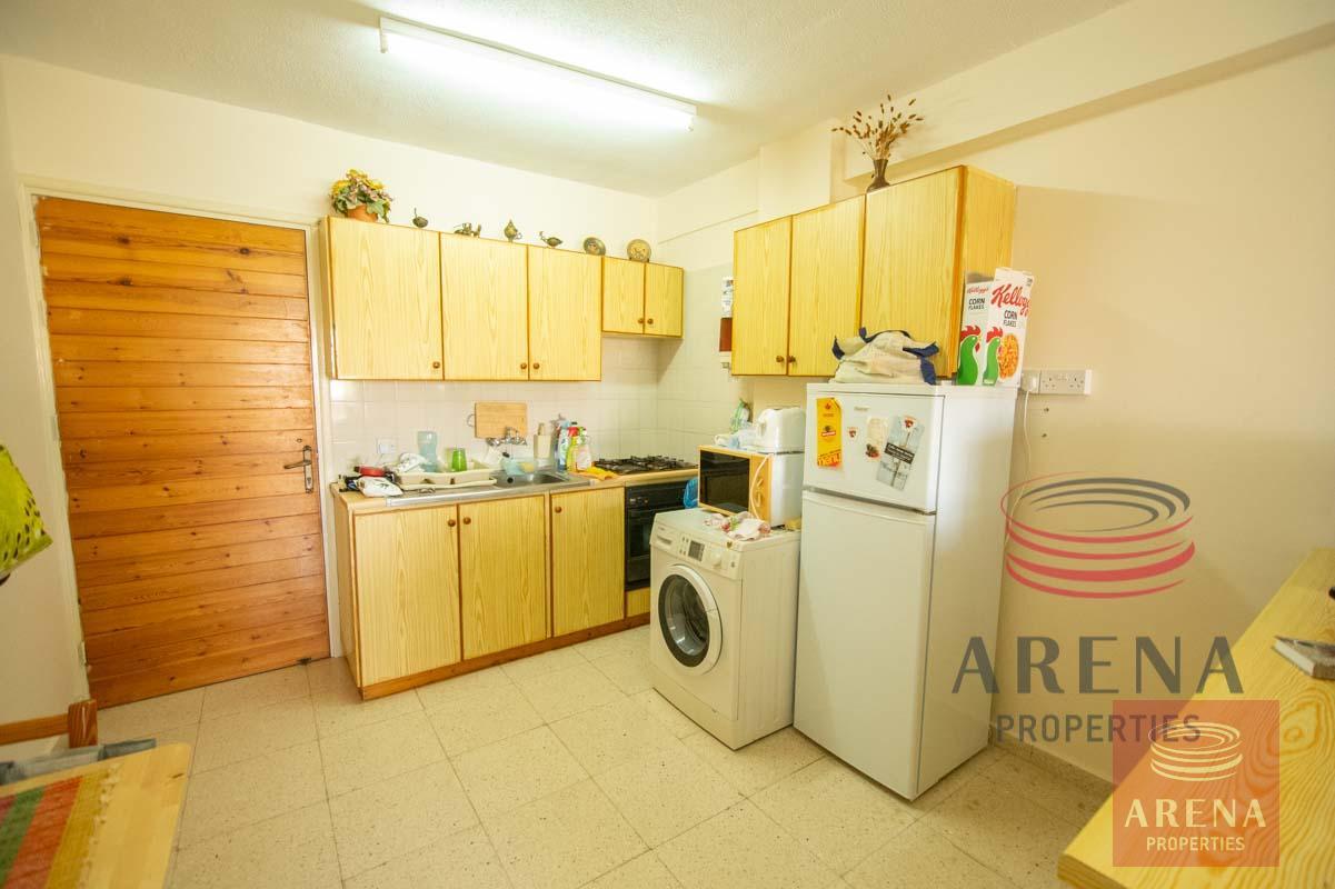 1st floor apt in Kapparis for sale - kitchen