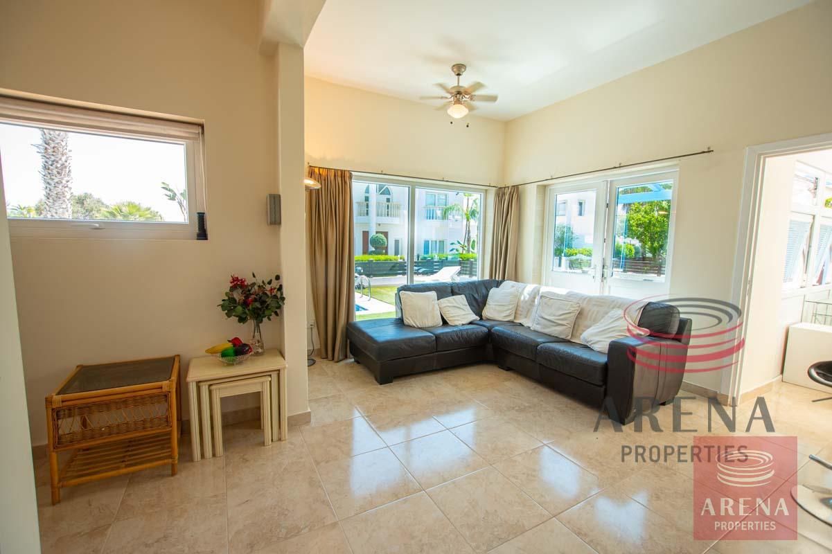 2 Bedroom Villa in Ayia Thekla - living area