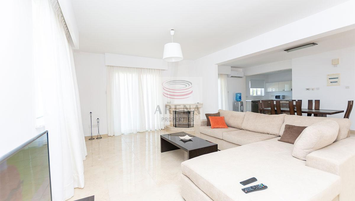 4 Bed Villa in Kokkines for sale - living area