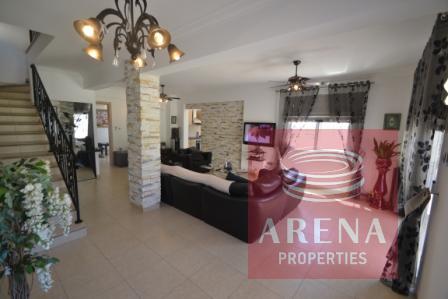 Ayia Napa property for sale - living area