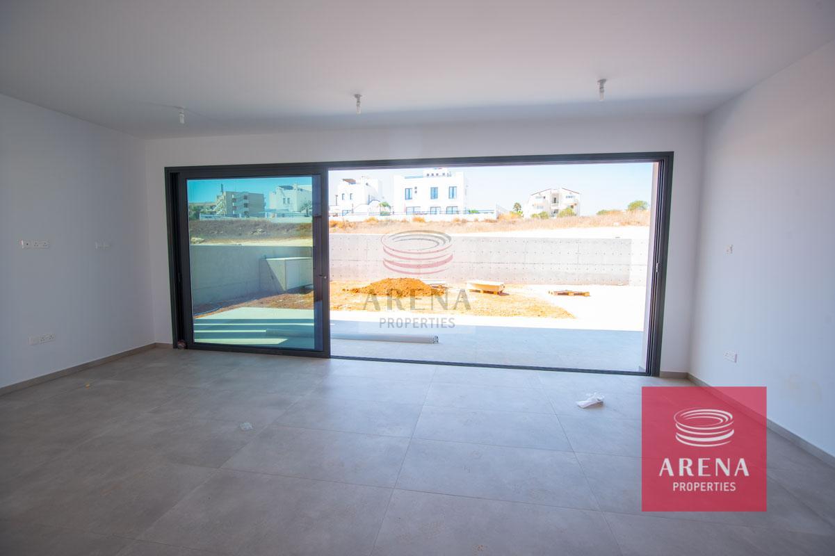 New Villa in Protaras to buy - living area