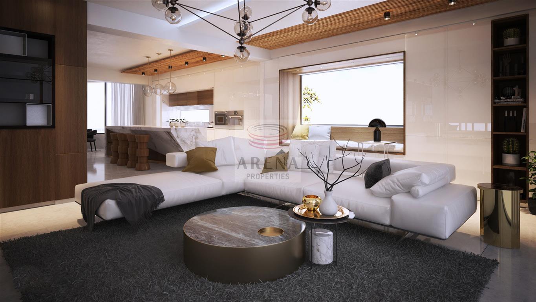 Luxury Villas in Potaras for sale - sitting area