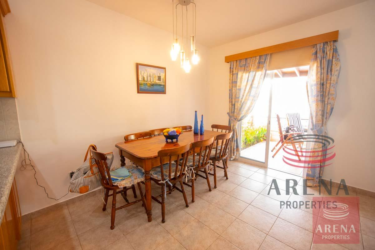 Link-Detached House in Kapparis - dining area