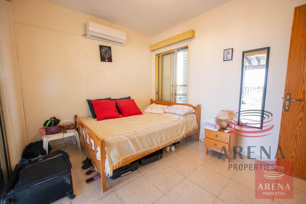 1st floor apt in Kapparis - bedroom