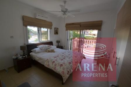 Ayia Napa property - bedroom