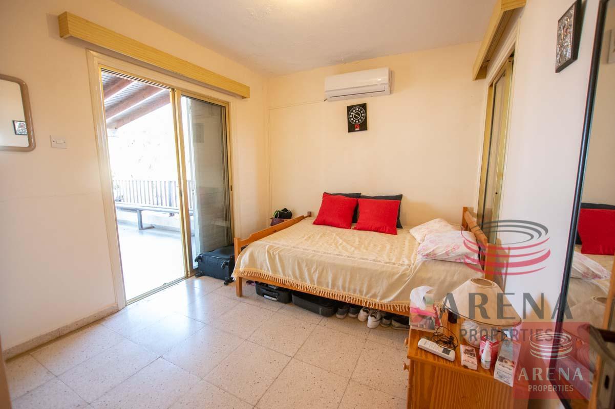 1st floor apt in Kapparis for sale - bedroom