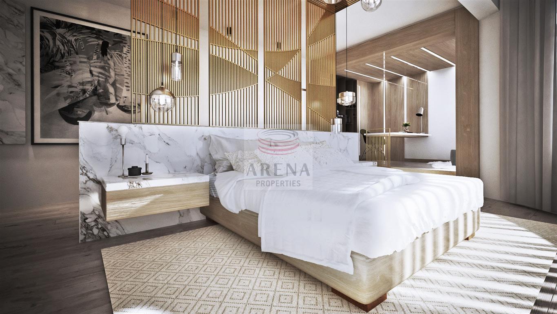 Luxury Villas in Potaras - bedroom